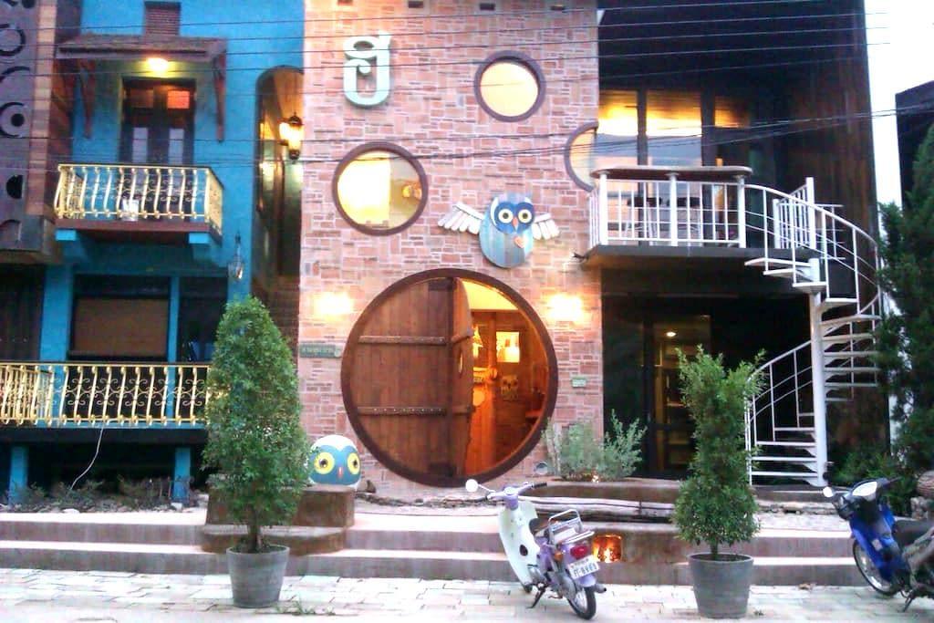 Hoog House - Wiang Tai , Pai - Casa