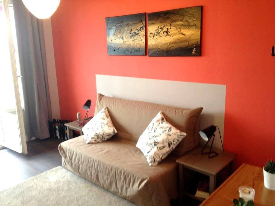 Chambre dans appartement familial - Lyon-5E-Arrondissement - Daire