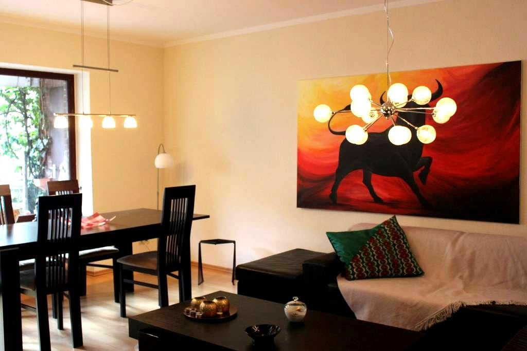 Perfect Apartment for fairs :)  - Hanover - Leilighet
