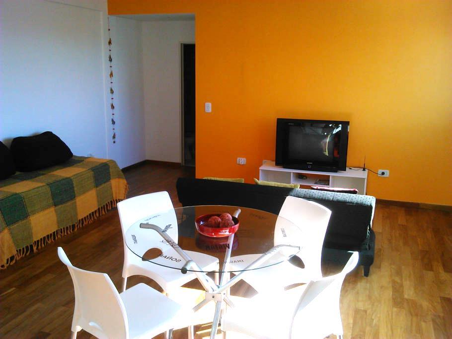 DEPARTAMENTO 46 ESQUINA 15 - La Plata - Apartment