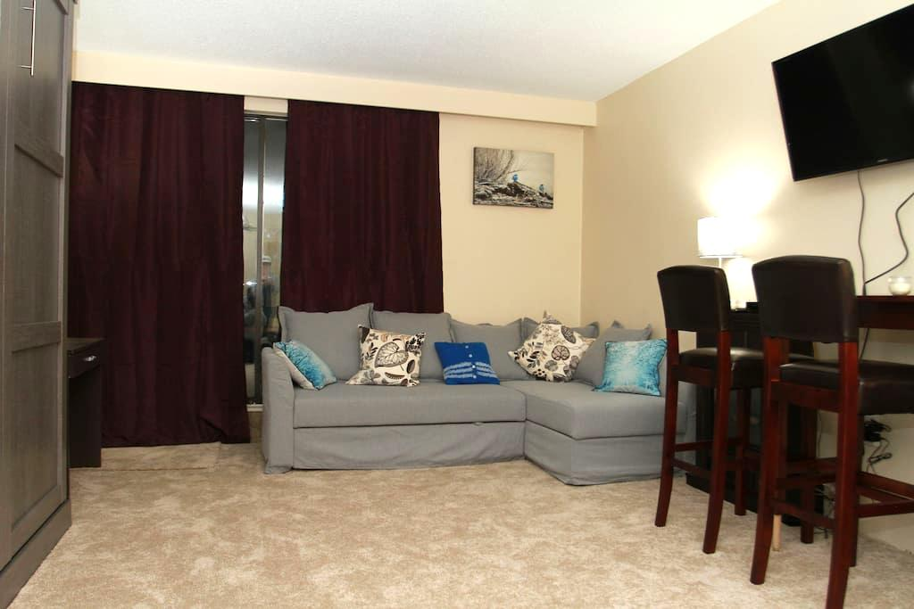 Bluebird Corner @ Whistler Creekside ~ Studio Apt. - Вистлер - Квартира