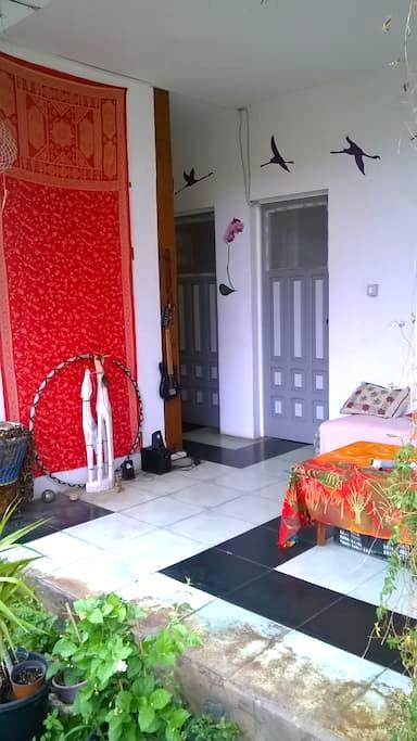 einfaches  Zweibett zimmer - Valle Gran Rey - Wohnung