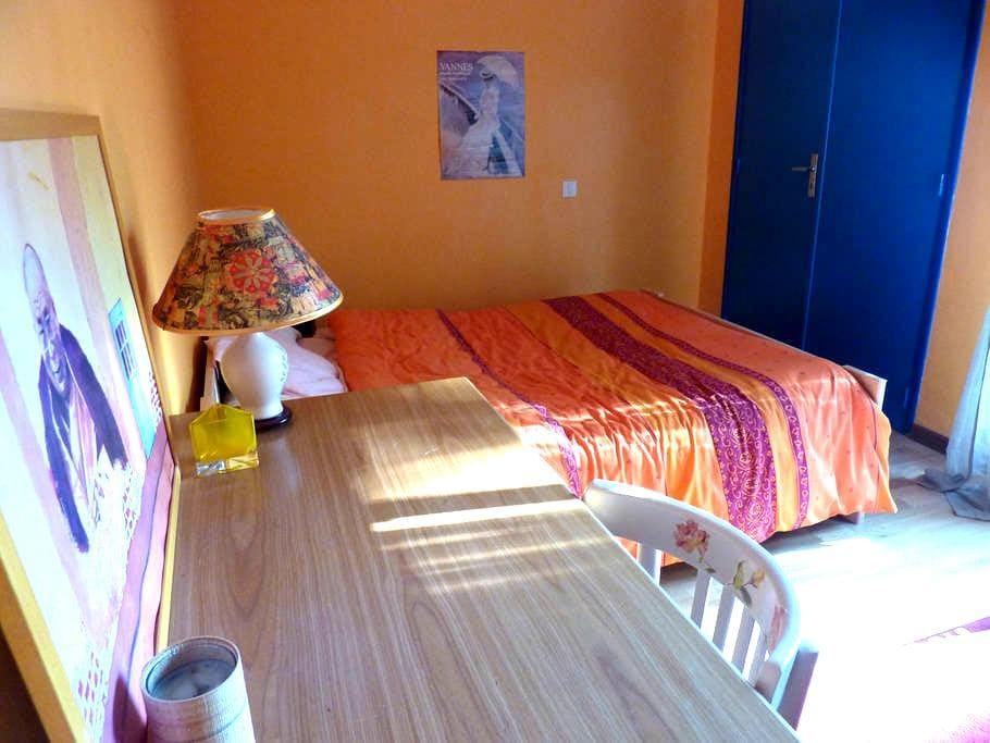 location chambre maison campagne - Saint-Nolff - Casa