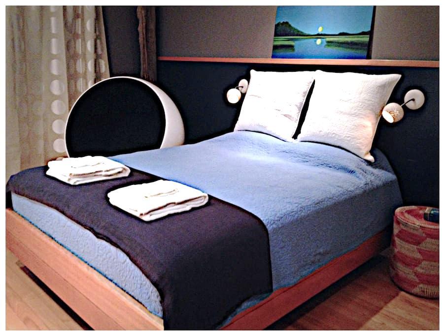 The Moontide Suite at Wanderlust - Brewster - Bed & Breakfast