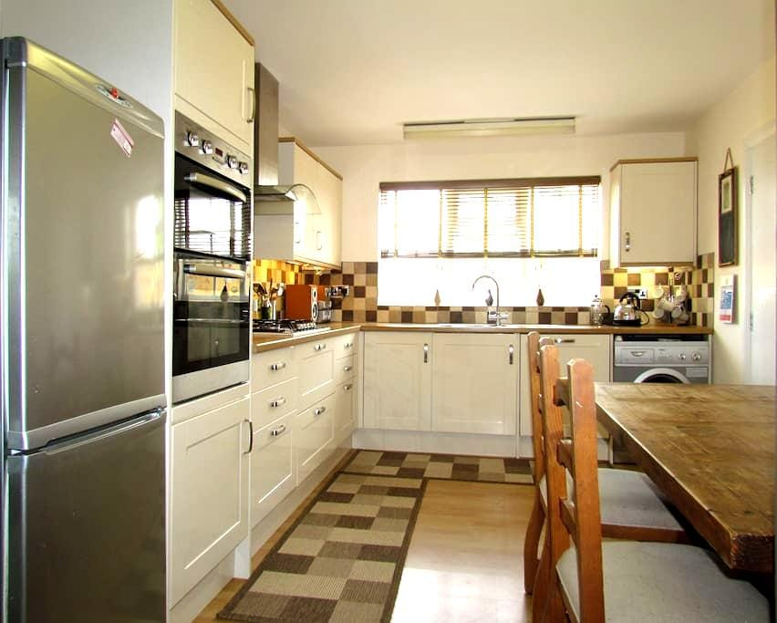 willow house holiday let oxford - Sandford-on-Thames - House