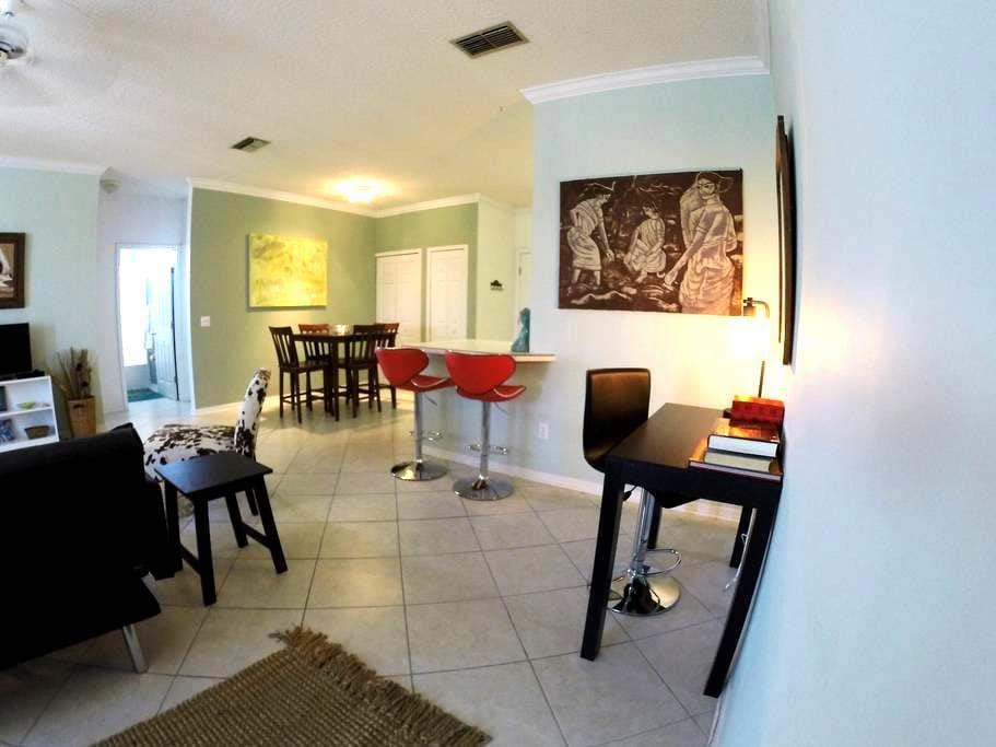 The Zen Den at St. Augustine Beach! - St. Augustine - Apartmen