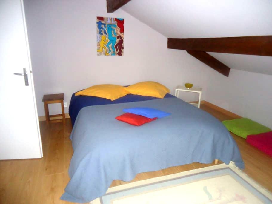 chambre   2 p.à Thaon les vosges chez Christiane - Thaon-les-Vosges - Casa