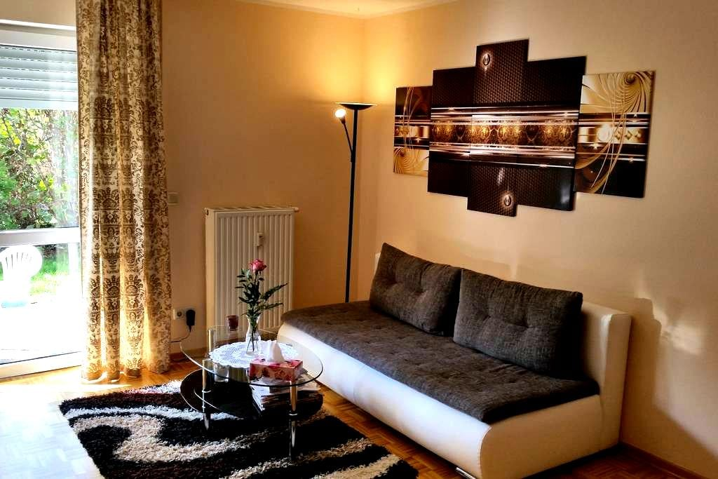 Cozy Appartement in Augsburg - Augsburg - Leilighet
