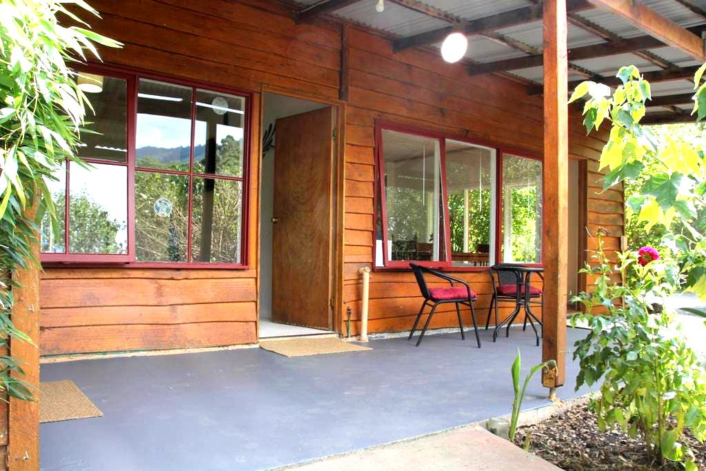 Bluegum Cottage in Healesville. - Badger Creek - 小平房