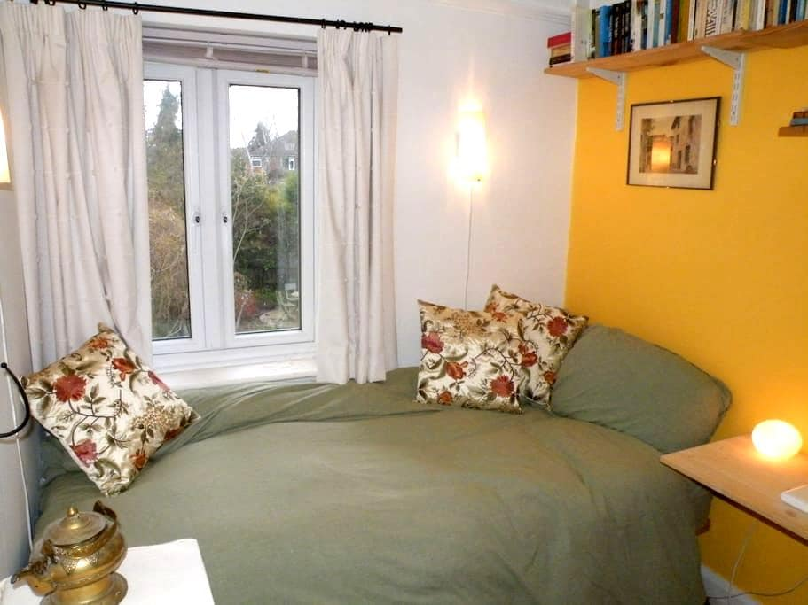 Single bedroom, central Cambridge - Cambridge - Bed & Breakfast