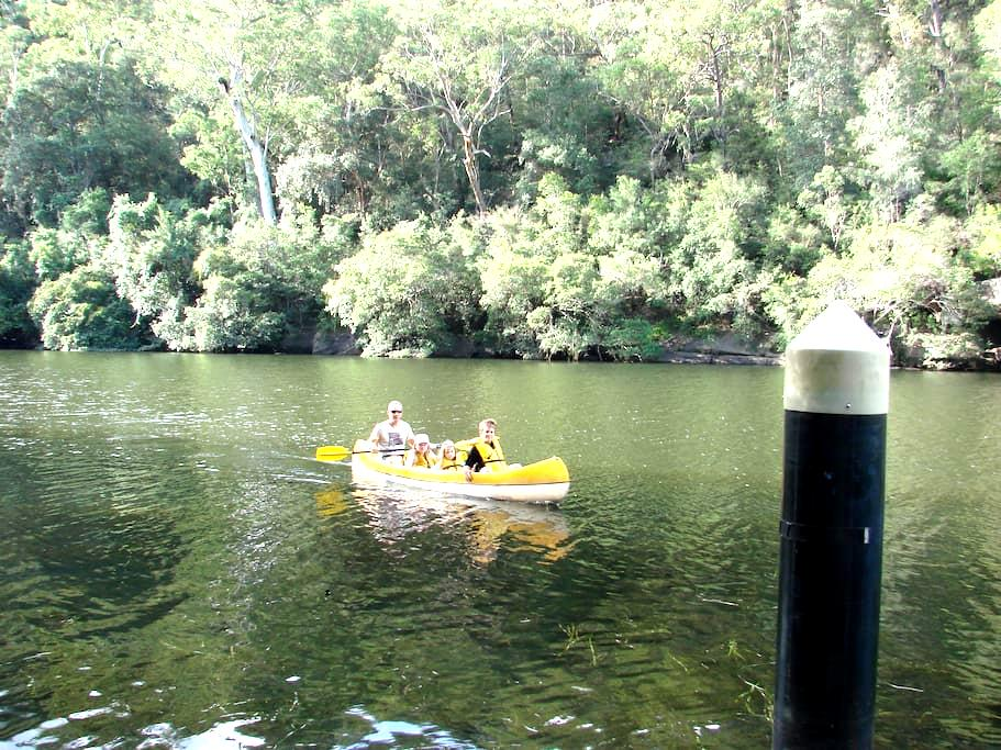 Colo River hideaway 80 mins from Sydney CBD. - Lower Portland - Casa