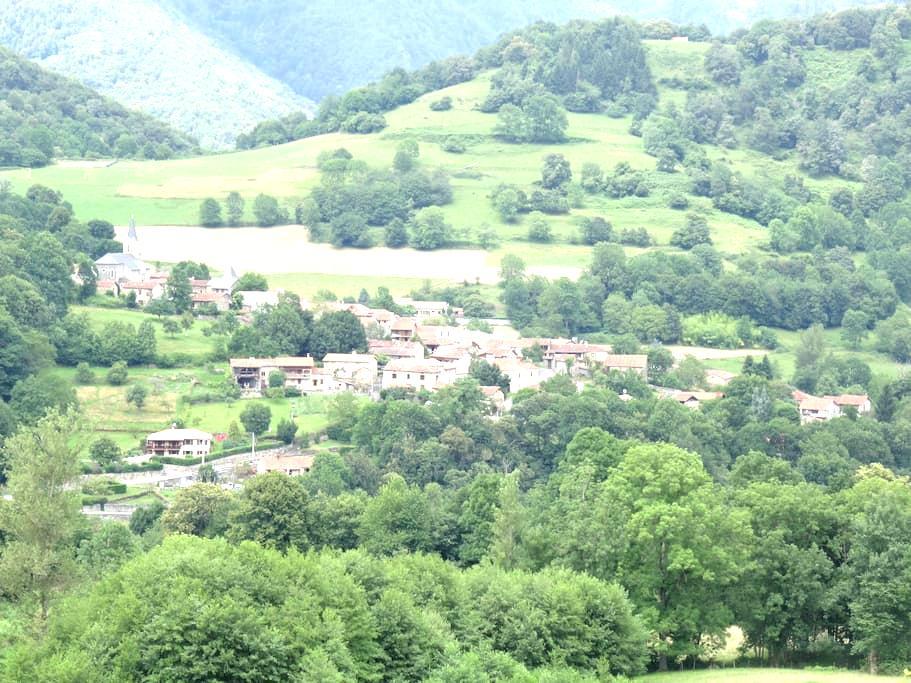 Maison de Montagne - Esbareich