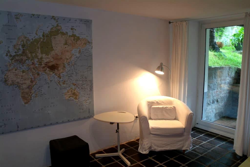 Ruhiges Appartement in Düsseldorf - Düsseldorf - Departamento