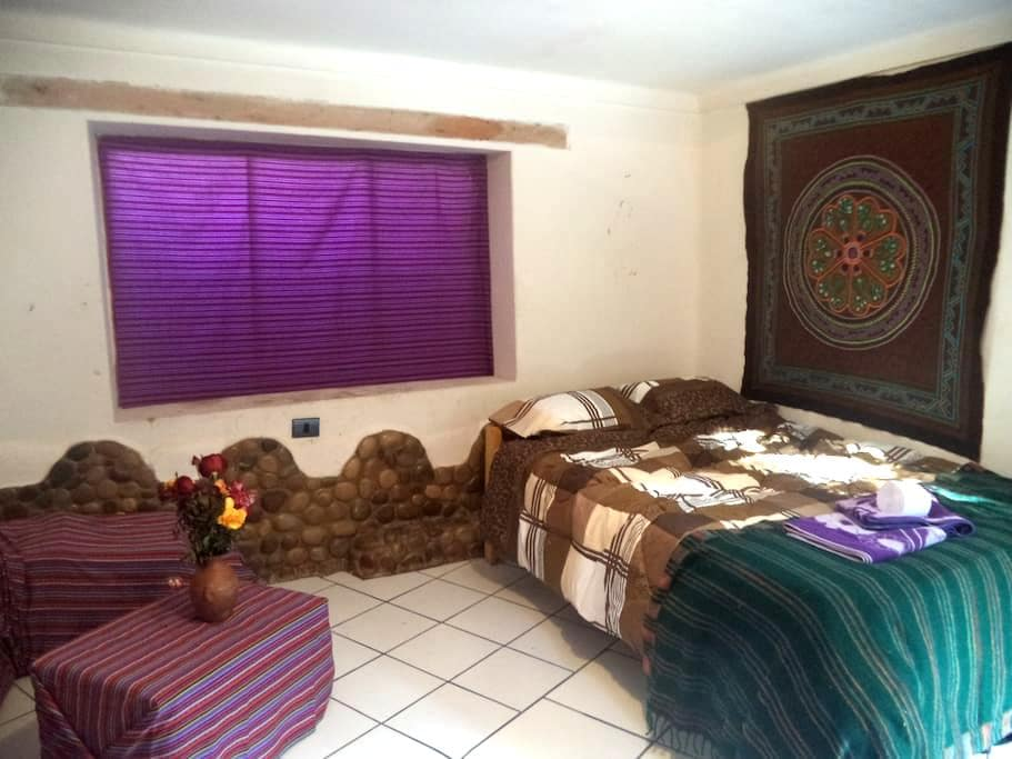 Cozy Cottage, Romantic Getaway, Backpackers rest - Urubamba - Bungalow