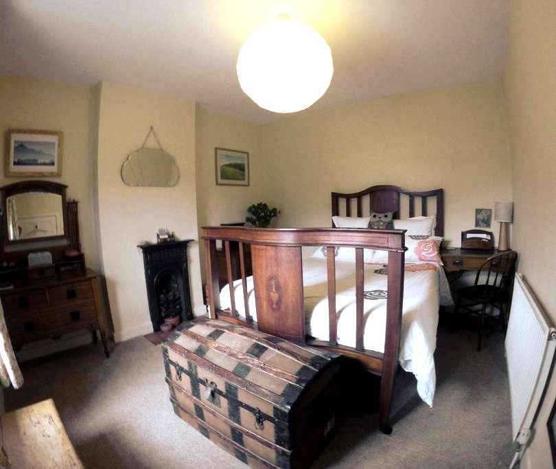 Cosy room in Malvern Stone Cottage - Worcestershire - Dom
