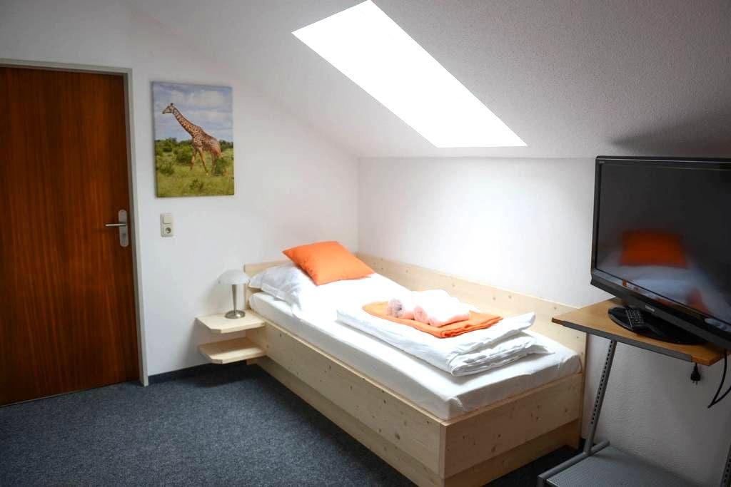 1 Zimmer- zentrale Lage (III) - Deggendorf