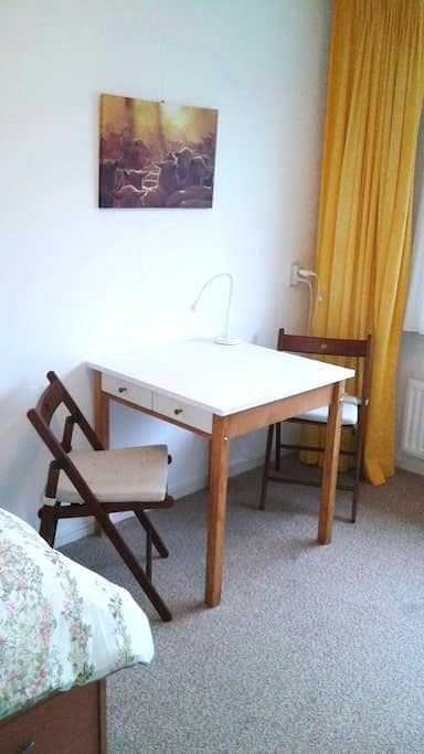 Quiet room near forest - Bilthoven - Haus