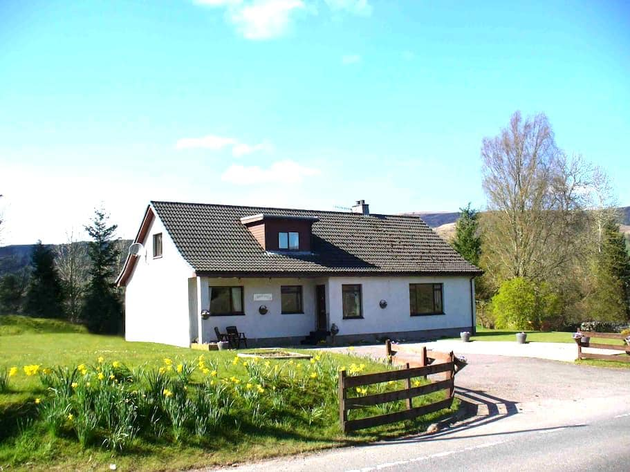 Corrie Liath B&B, Fort Augustus - Highland - ที่พักพร้อมอาหารเช้า