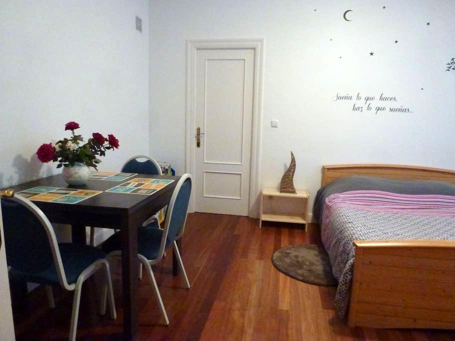 grande chambre  INDEPENDANTE   avec douche privée - Hendaye - House