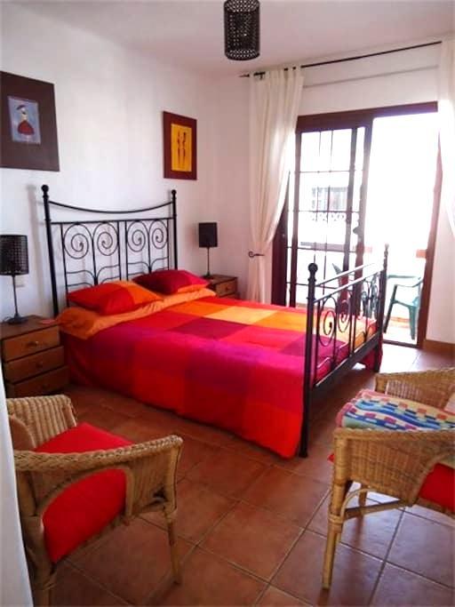 Studio no 2, Castillo Del Mar  - Punta Mujeres - Apartamento