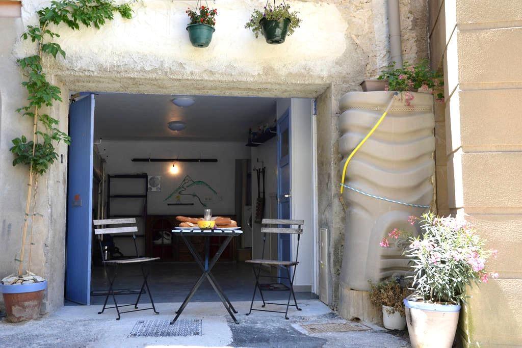 Ideal Maisonnette for sporters at Mont Ventoux - Malaucène
