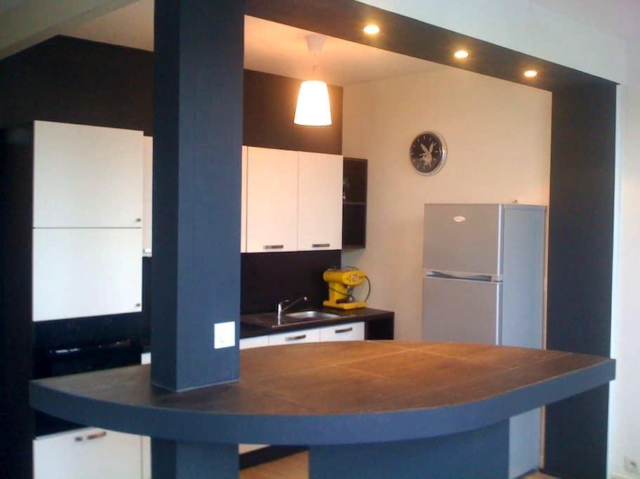 Chambre meublée en colocation  - Laval - Appartement