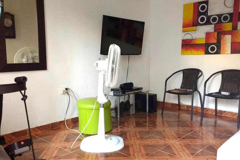 comfortable room in the historic center - Cartagena - House