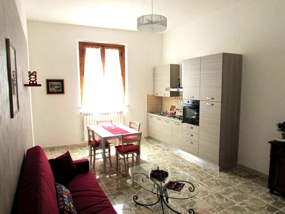 Appartamento in centro storico - San Miniato - บ้าน