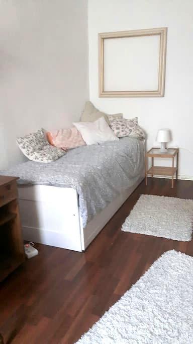 Nice room for 1-3 in Schöneberg - Berlijn - Appartement