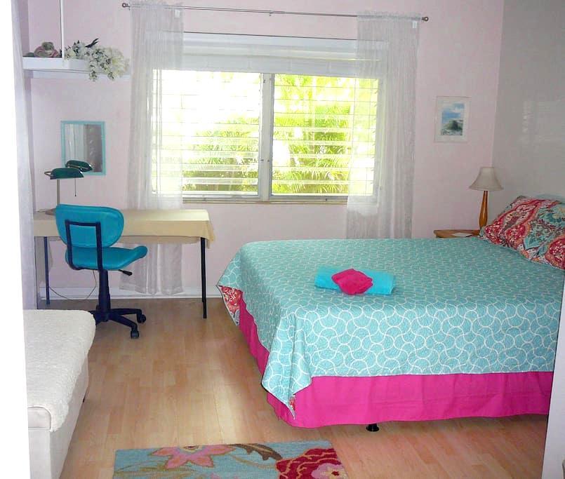 Palm Garden Suite Midtown Sarasota - Sarasota - Haus