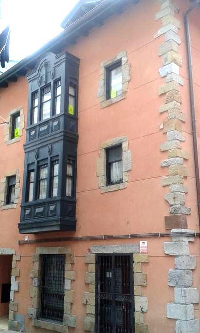 DUPLEX 120m2_4 PERSONAS_CENTRICO_calle peatonal - Bermeo - 公寓