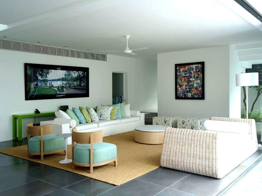 Sanctuary Beach Resort - Phước Thuận - Villa