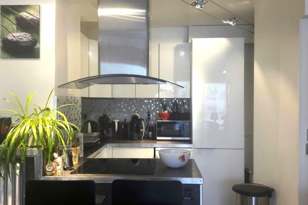 Chambre dans appartement neuf, proche bus / tram - Dijon - Apartmen