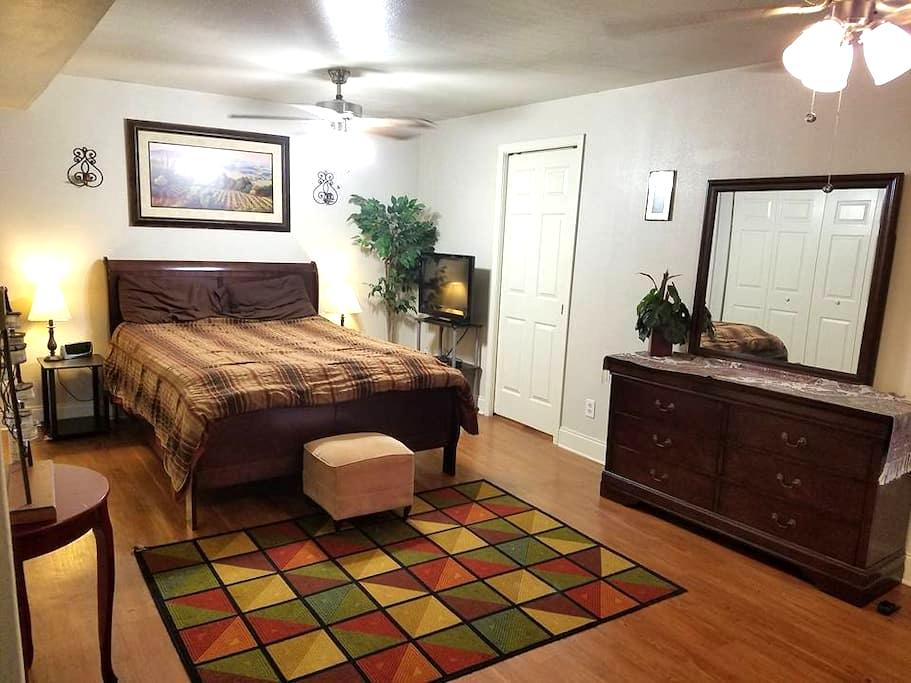 HUGE Master suite/Penthouse CLOSE TO ALL!!! - Memphis - Appartement