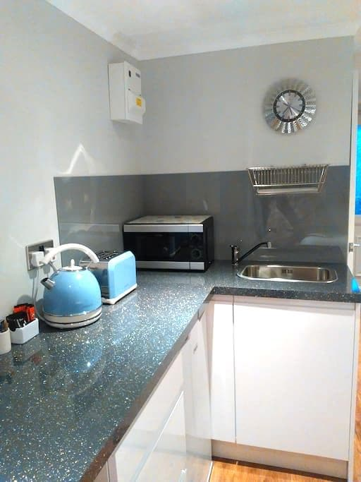 Self contained studio in Stevenage Old Town - Stevenage - อพาร์ทเมนท์