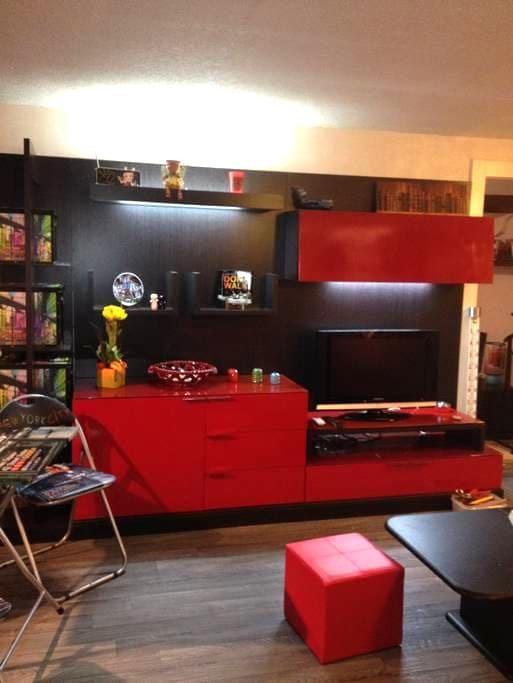 appartement studio Lunéville ( 54 ) - Lunéville - Lejlighed