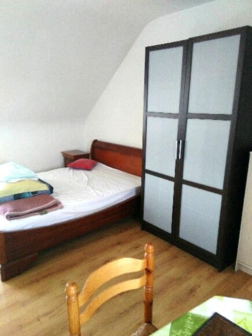 Studio à la campagne - Trégueux - Appartement