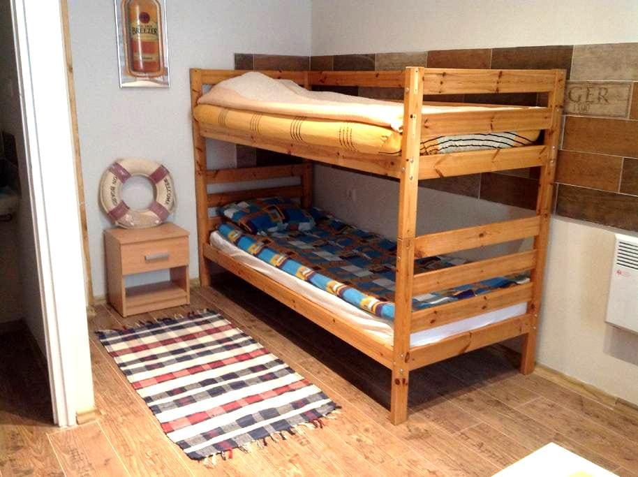 Dormitory bed in the city center - Budapest - Apartment
