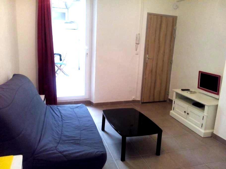 Appartement centre ville Vaison - Vaison-la-Romaine