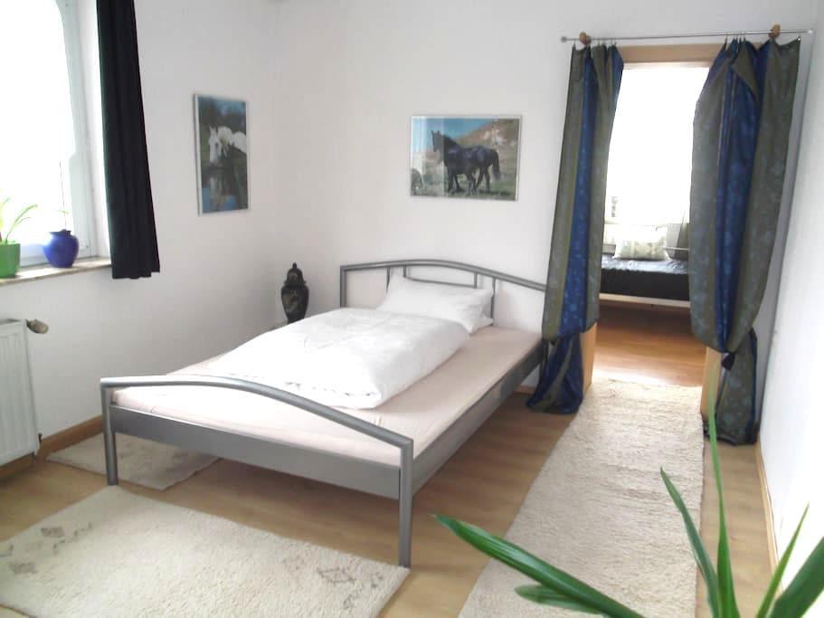 ruhige 100qm Wohnung bei Eisenach - Bischofroda - 公寓