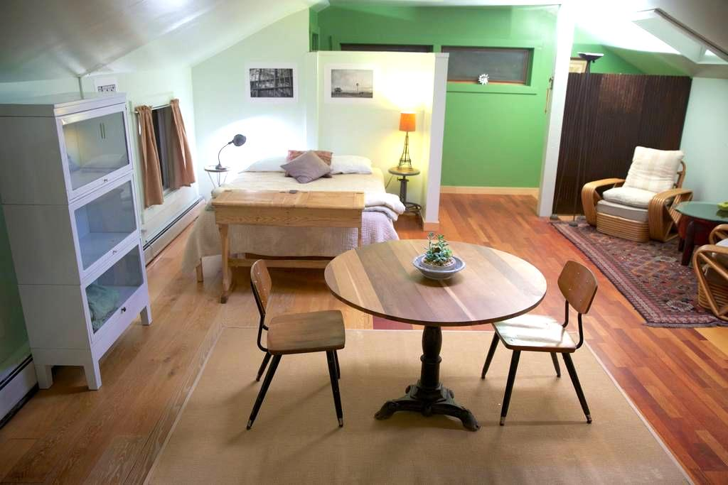 Studio Apartment in Historic Mill - Bristol - Wohnung