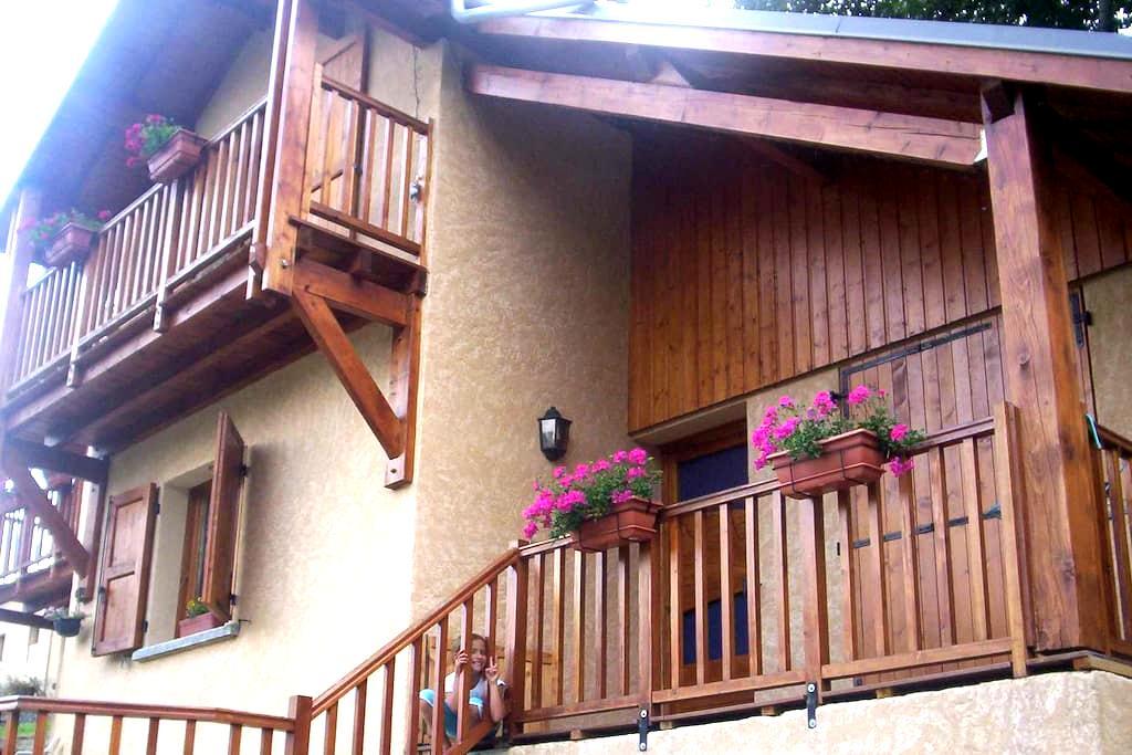 """Petit studio """"cosy"""" meublé montagne wifi - Puy-Saint-Pierre"""
