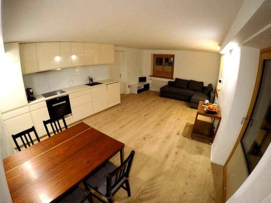 Ferienwohnung Scoulina Fuldera - Fuldera - Lägenhet