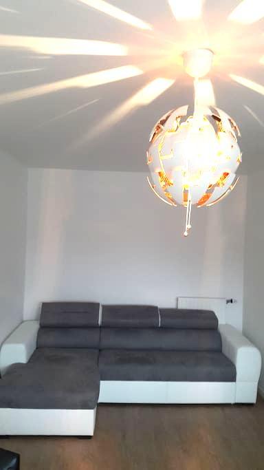 appartement près du métro avec place de parking - Ivry-sur-Seine - Leilighet