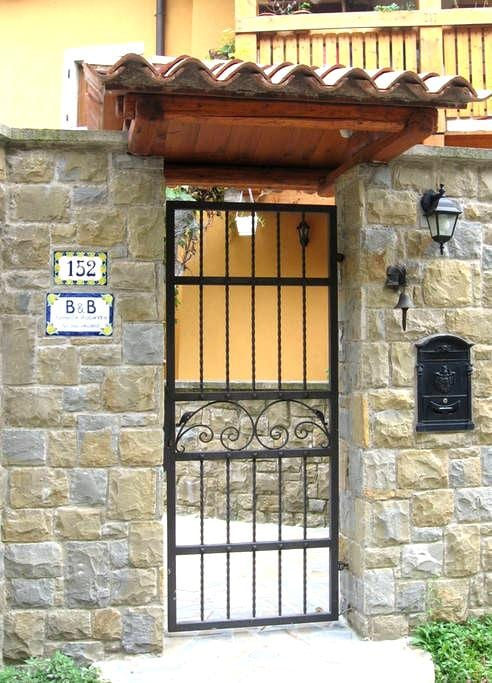 B&B Torrente Rosandra - BLU ROOM - San Dorligo della Valle - Bed & Breakfast
