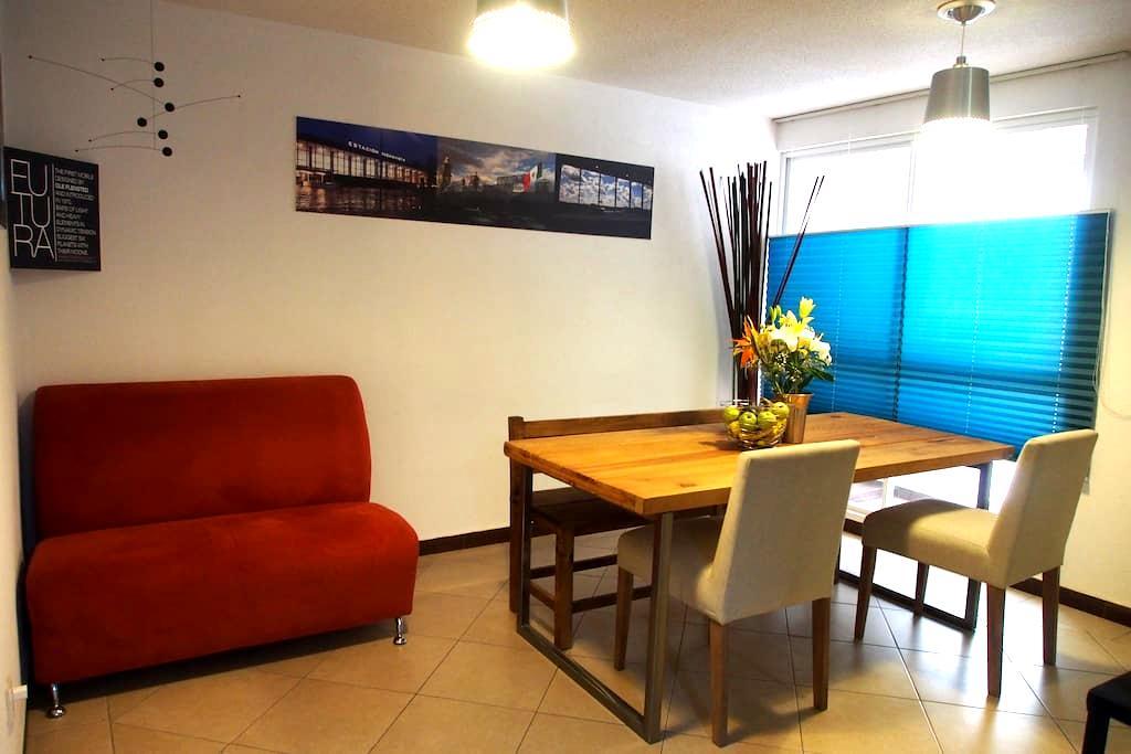 Departamento cómodo y céntrico - Ciutat de Mèxic - Pis