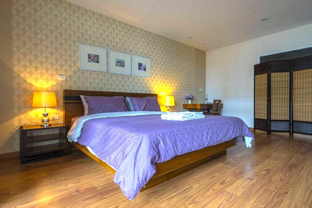 Spacious 1BR on Nimman - completely hassle free! - Mueang Chiang Mai - Apartamento