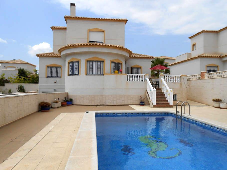 Villa magnifique avec vue - Castalla - Huis