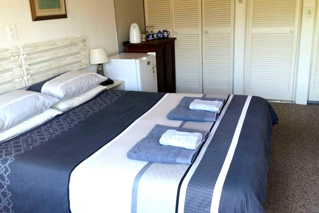 Comfortable double room - Plettenberg Bay - Dom