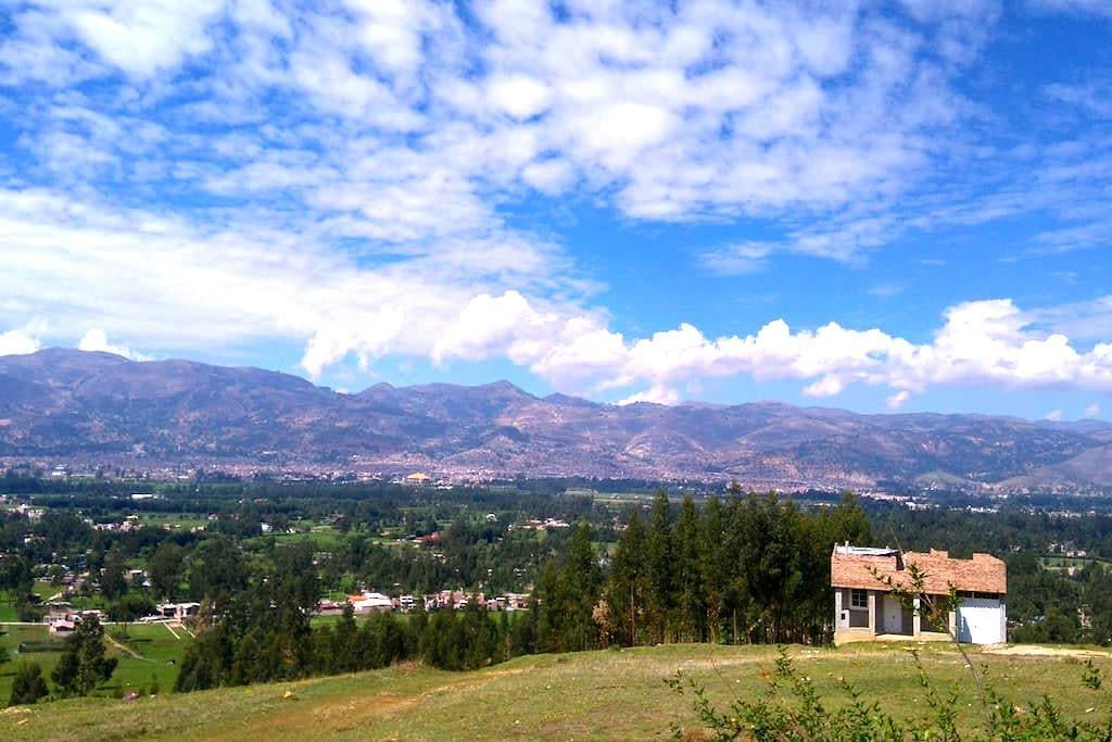 Country House Puylucana - Cajamarca - Baños del Inca